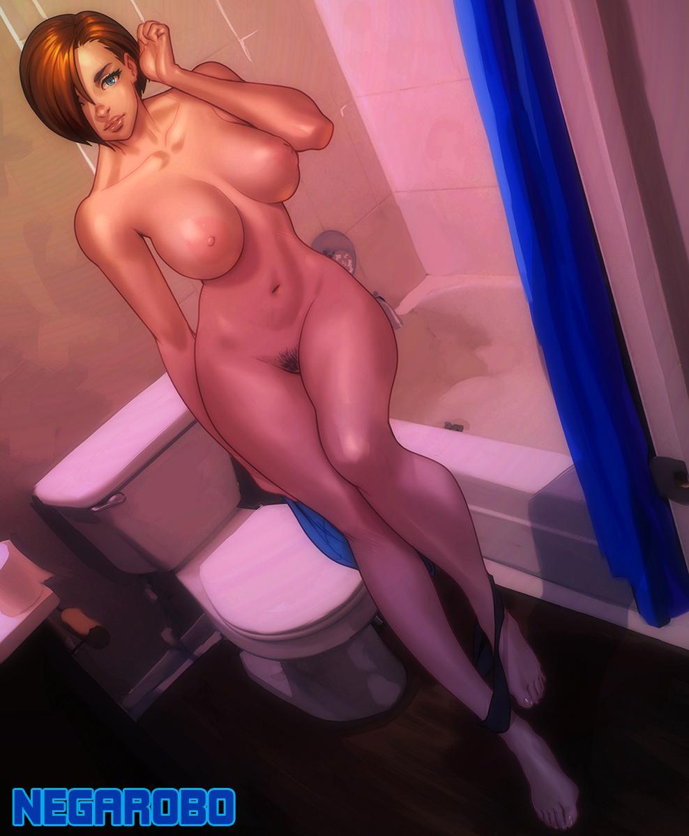 Jill Valentine Hentai